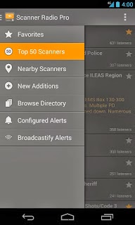 Scanner Radio Pro v4.0.2 Apk | Android