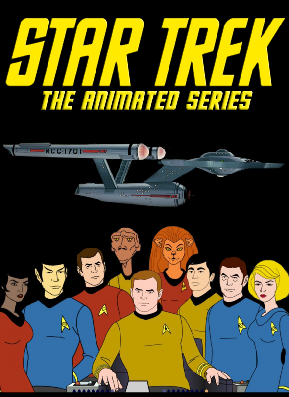 Capitulos de: Star Trek: The Animated Series