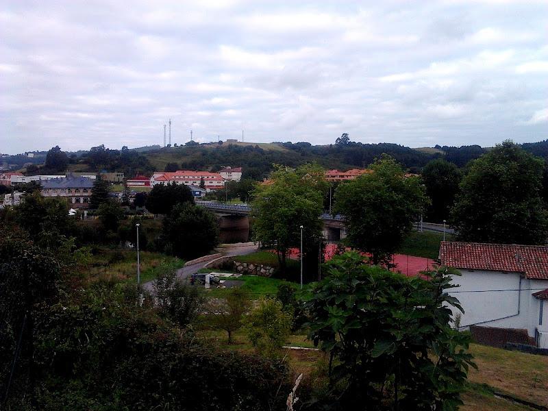 Paisaje de Oruña