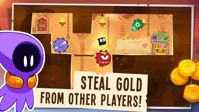 ZeptoLab releases King of Thieves game for iOS (iPhone + iPad)