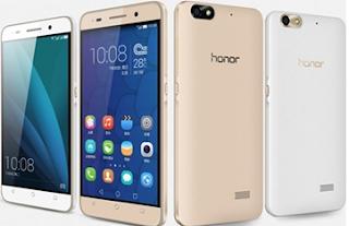 Huawei Resmi Rilis Honor 4C