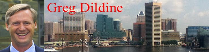 Greg Dildine - My Blog