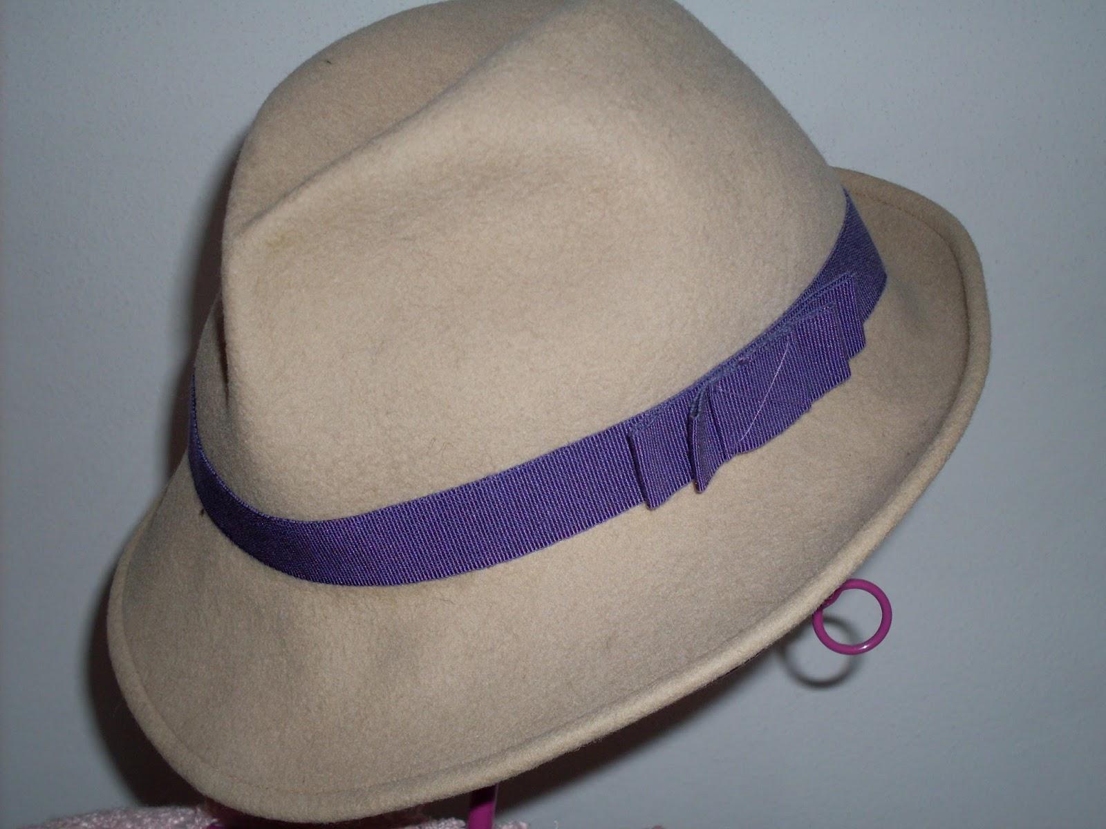 Il mio chiccosissimo cappello vintage a3550a039cea
