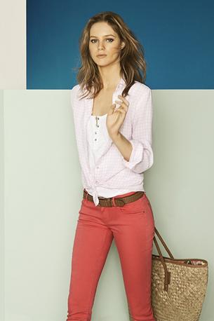camisa mujer primavera verano 2011