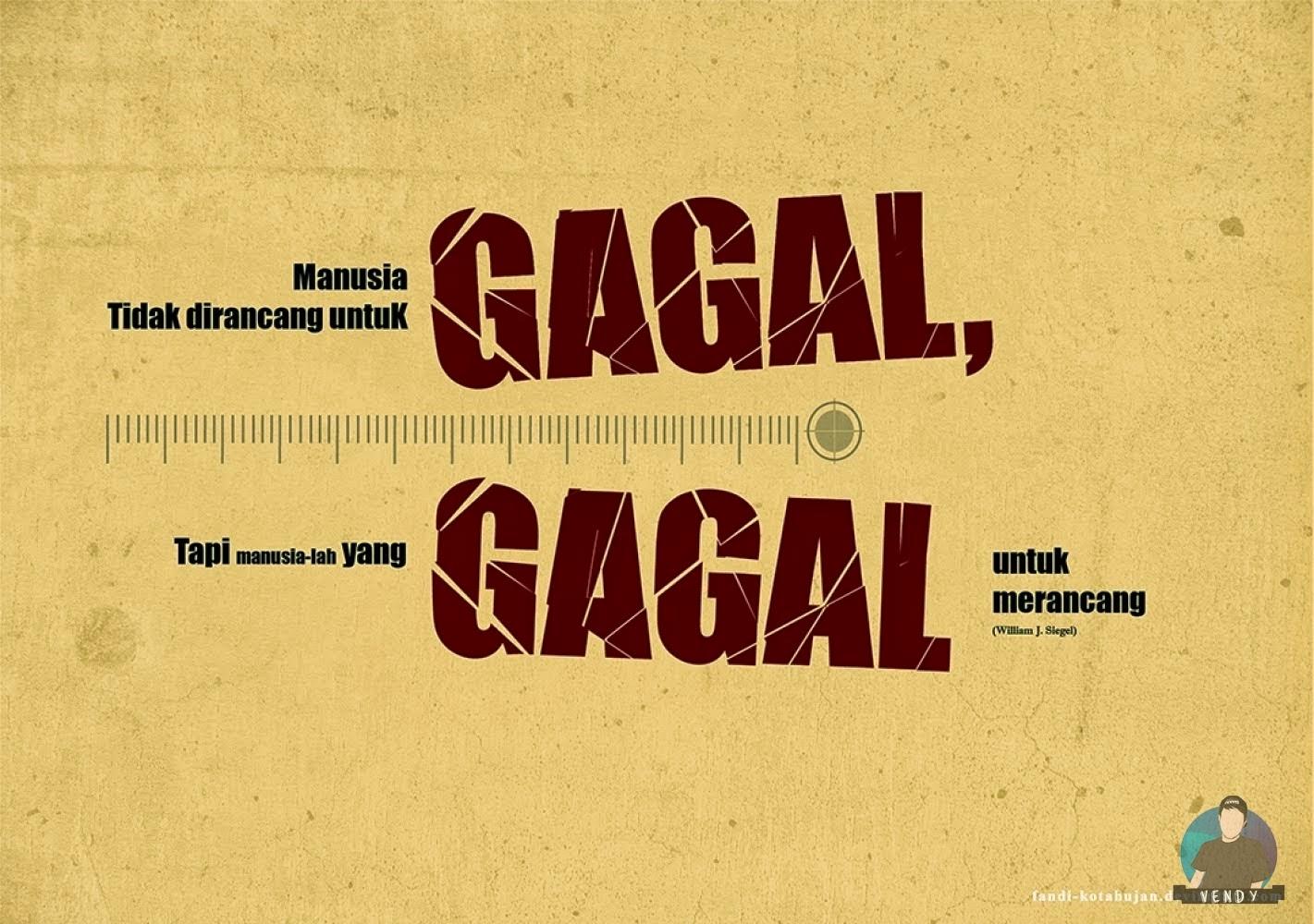 Praktek Gagal