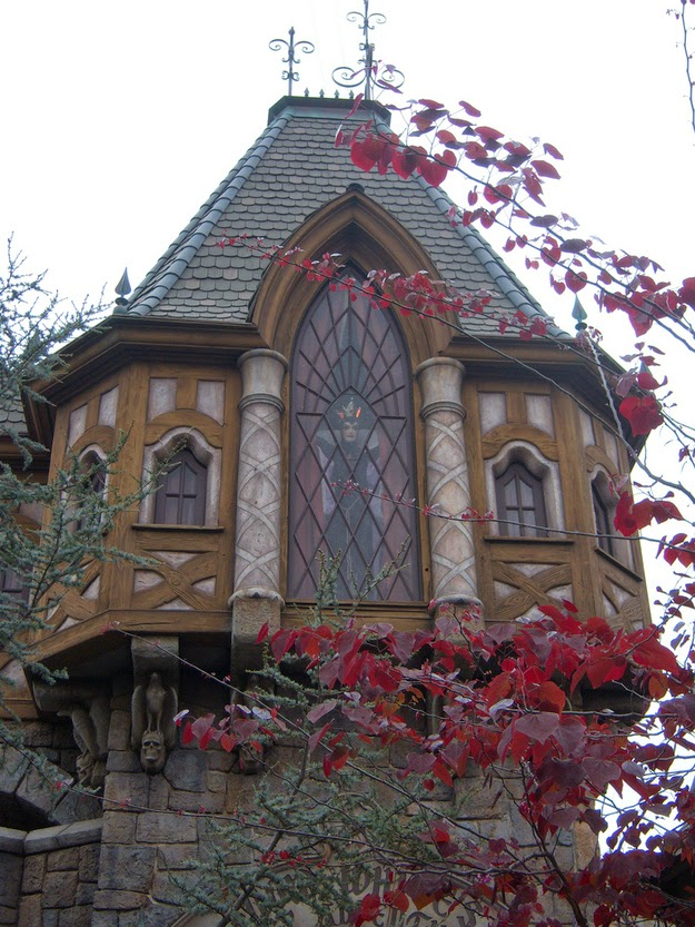 Disneyland Blancanieves