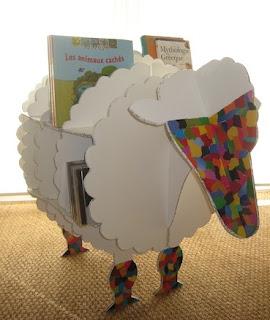 mouton en carton