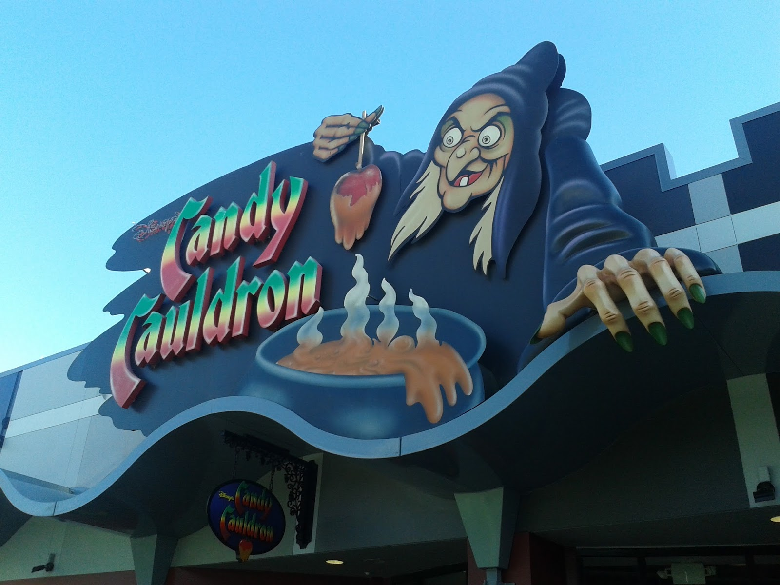 Disney's Candy Cauldron Downtown Disney