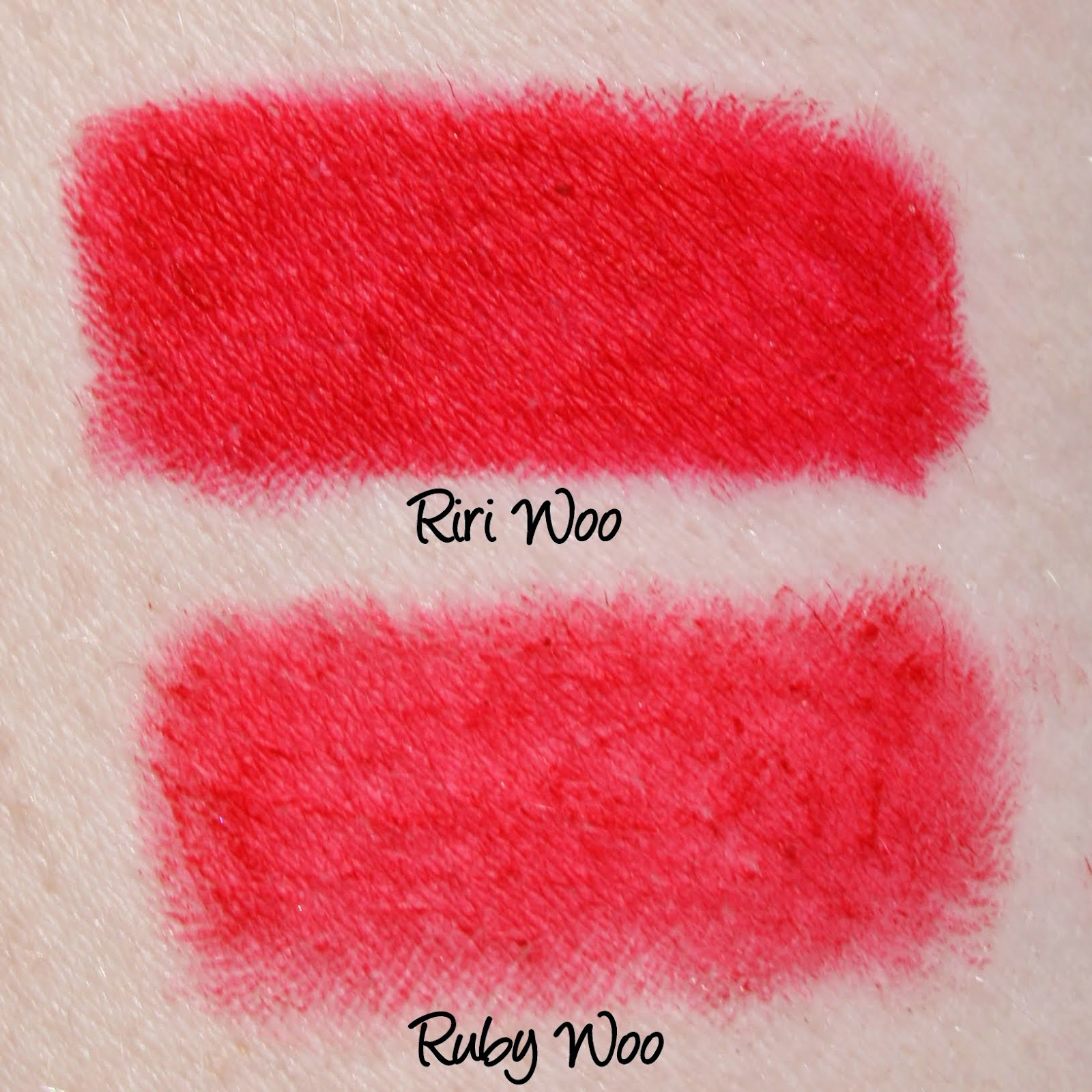 MAC Riri Woo Lipstick - Swatches & Review - Lani Loves