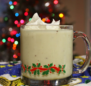 Eggnog Smoothie  from Best of Long Island and Central Florida