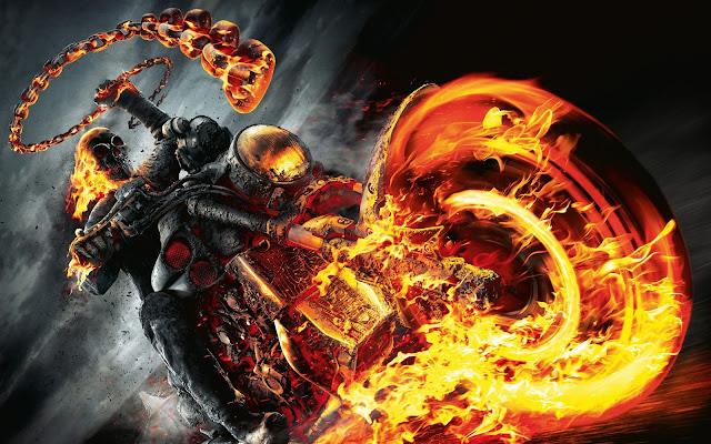 Ghost Rider Hilesi