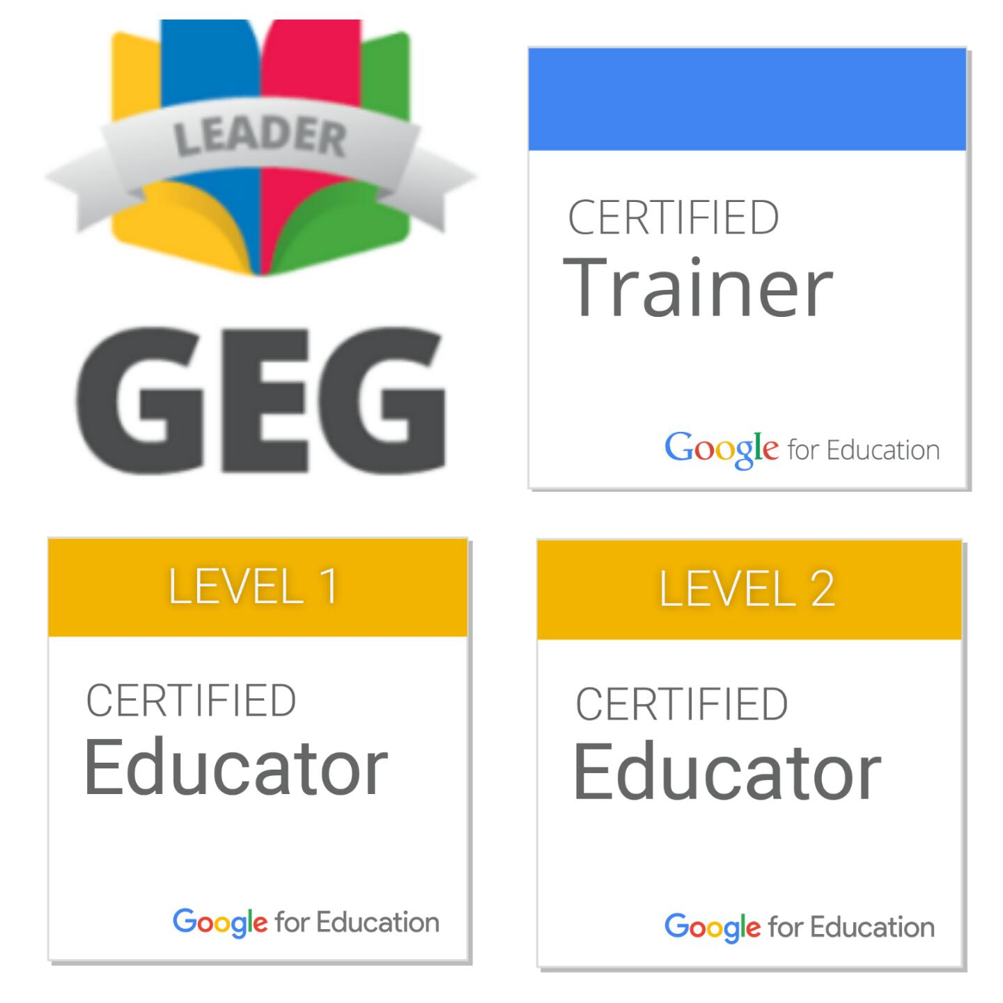 Google Badges