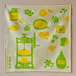 包布巾 handkerchief
