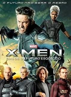 X-Men Dias de um Futuro Esquecido AVI Dual Audio + RMVB Dublado + 720p HDTS