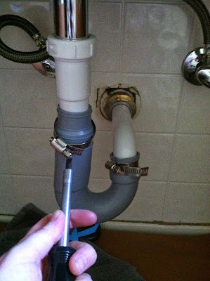 Flexible drain pipe