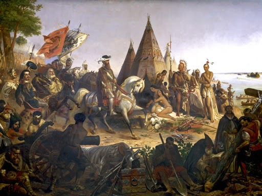 native american resistance to manifest destiny In the 19th century, manifest destiny was a widely held belief in the united states that its settlers were destined to expand across north america.