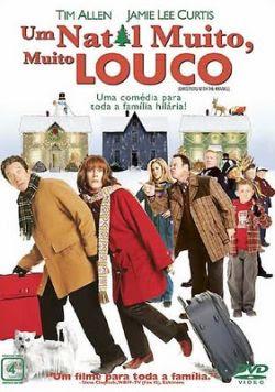 Filme Poster Um Natal Muito, Muito Louco DVDRip XviD & RMVB Dublado