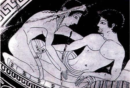 Extrañas tradiciones sexuales