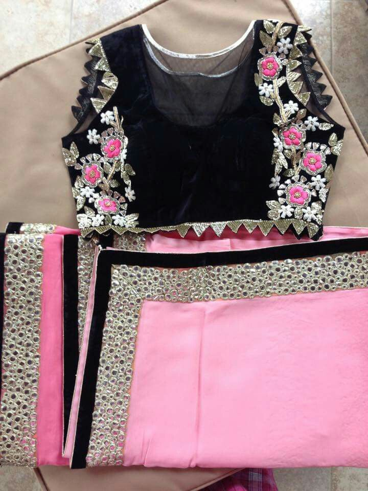 Blouse Stand Neck Designs : Saree blouse designs what type of to pair with