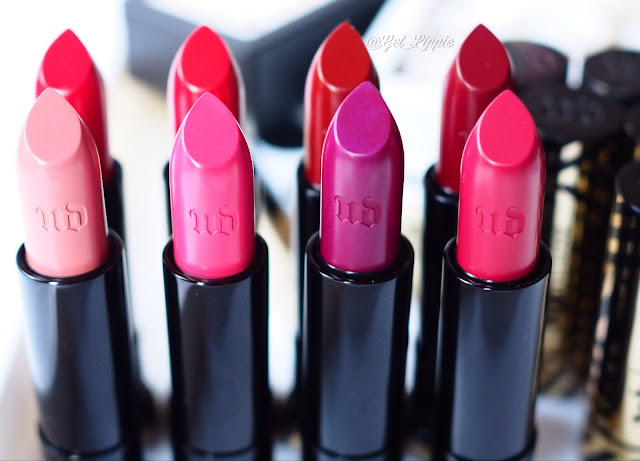 Urban Decay #UDxGwen Gwen Stefani Collection - Lipsticks Group