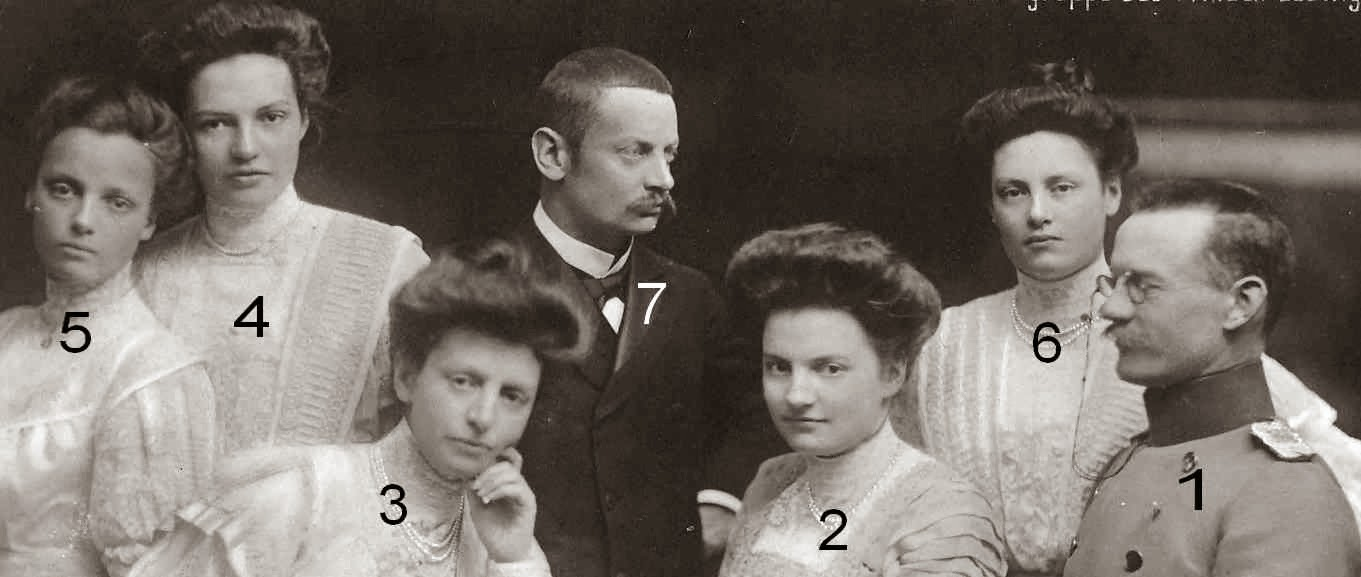 Enfants du roi Louis III de Bavière