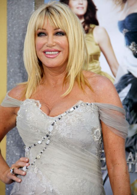 suzanne somers plastic surgery before and after facelift
