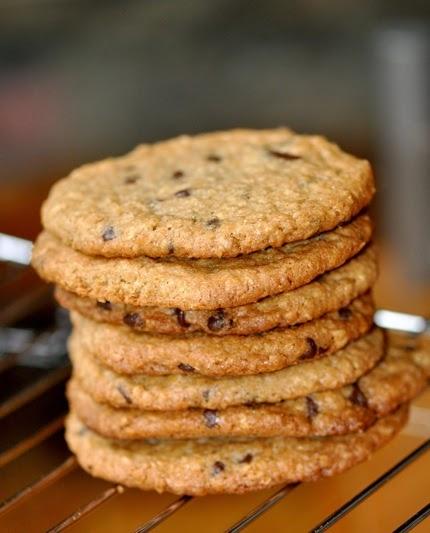 le bonheur est sans gluten recette sans gluten biscuits aux flocons d 39 avoine pure. Black Bedroom Furniture Sets. Home Design Ideas