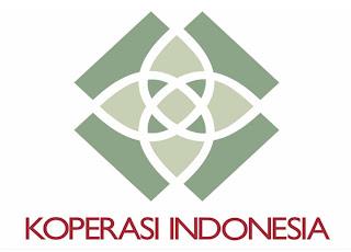 Vector Logo Atau Lambang Koperasi Indonesia Baru