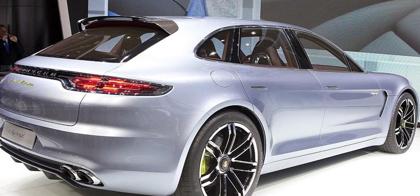 2016 Porsche Panamera Coupe Redesign