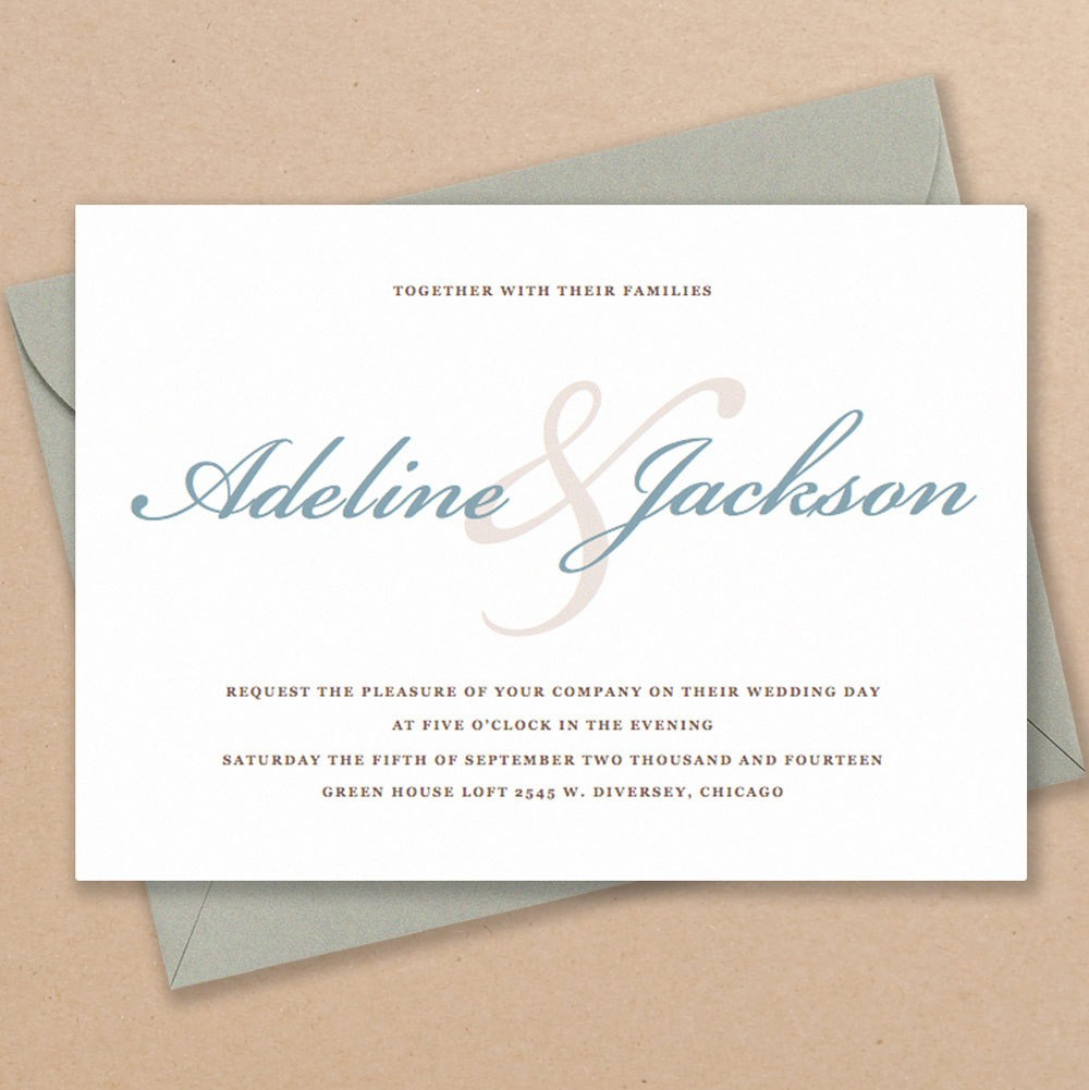 neutral wedding invitations diy wedding invitations