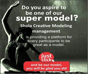 Be a Super Model Now!