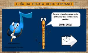 GUÍA DA FRAUTA DOCE