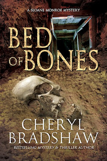 http://www.amazon.com/Bones-Sloane-Monroe-Novel-ebook/dp/B00FHQI2KM/ref=sr_1_2?s=digital-text&ie=UTF8&qid=1380405049&sr=1-2&keywords=bed+of+bones/?tag=chebraautpag-20
