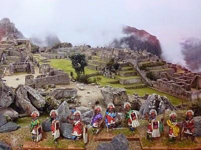 Petites guerres précolombiennes