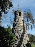 Entry Tower, Peter Straus Ranch