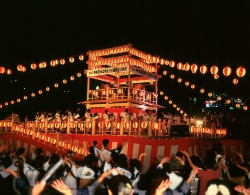 DECK THE HOLIDAY'S: GOLDEN WEEK IN JAPAN!
