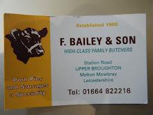 Bailey's Pork Pies