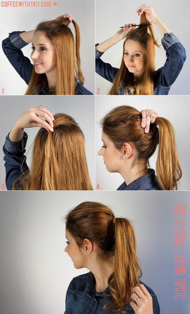Penteados para o dia a dia - Arte com Priscila Moraes