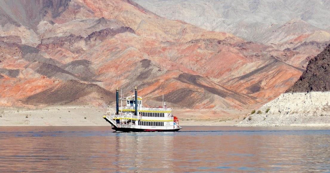 Literrata The Incredible Shrinking Lake Mead