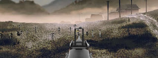 Juego de terror Frontera de Zombies