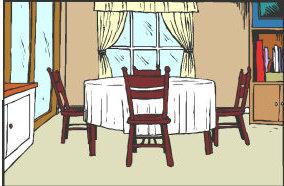 partes de un comedor en ingl s blog para aprender ingles