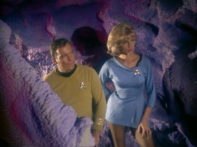 vintage everyday: Mini Skirts in Star Trek in 1966