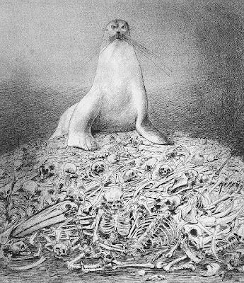 Power, ilustración de Alfred Kubin