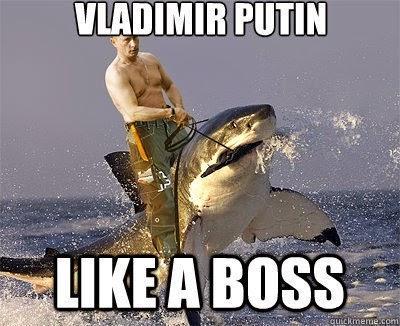 Publicado por Demigrante en 12 36Vladimir Putin Funny Bear