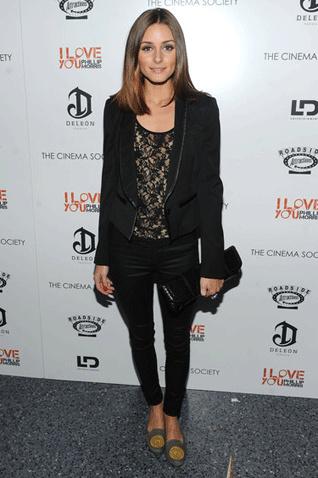 Olivia Palermo en elblogdepatricia.com