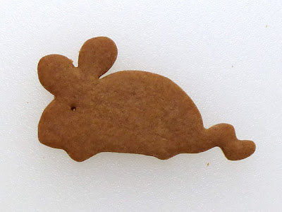 Gingersnap Mouse Cookie by Nina's Show & Tell