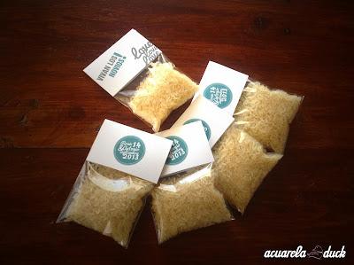 arroz boda