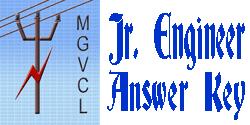 MGVCL Answer Key 2016