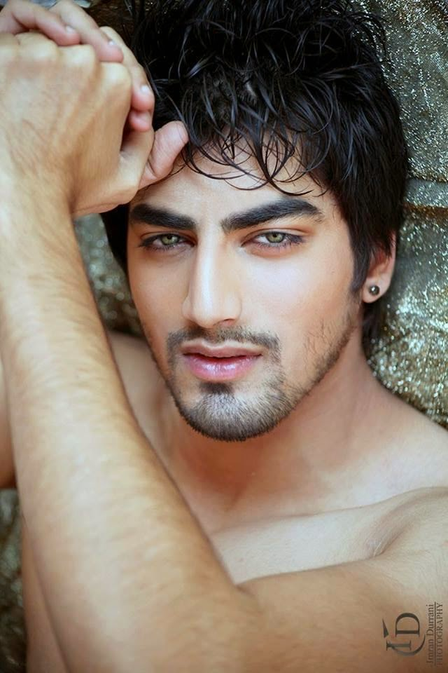 pakistani nude male model