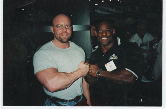 Big Bones, Small Bones, Bodybuilding |IronGangsta - The